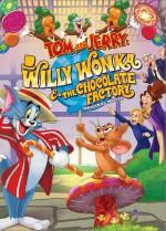 Tom ve Jerry: Willy Wonka ve Çikolata Fabrikası (2017) afişi
