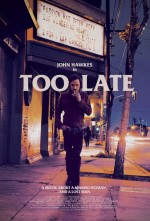 Too Late (2015) afişi