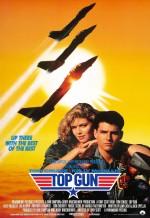 Top Gun (1986) afişi
