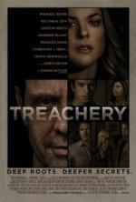 Treachery (2013) afişi
