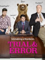 Trial & Error (2016) afişi