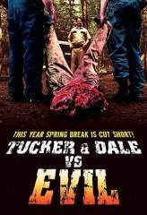 Tucker & Dale Vs Evil (2010) afişi