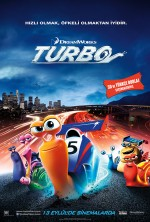 Turbo (2013) afişi