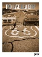Two Lane Blacktop (2017) afişi