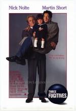 Üç Tatlı Kaçak (1989) afişi