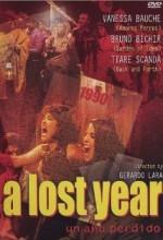 Un Año Perdido (1993) afişi