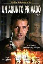 Un Asunto Privado (1996) afişi
