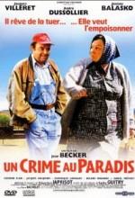 Un Crime Au Paradis (2001) afişi