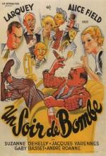 Un Soir De Bombe (1935) afişi