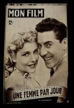 Une Femme Par Jour (1949) afişi