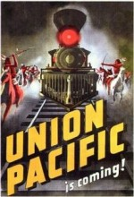 Union Pacific (1939) afişi