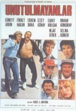 Unutulmayanlar (1981) afişi
