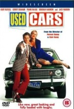 Used Cars (1980) afişi