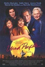 Used People (1992) afişi