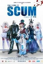 Uitschot: Scum (2016) afişi