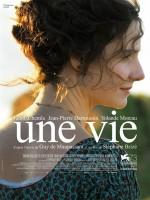 Bir Yaşam (2016) afişi