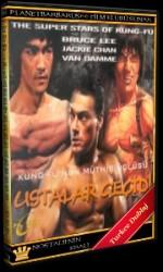 Ustalar Geçidi: Dövüş Sanatlarının Muhteşem Üçlüsü (2002) afişi