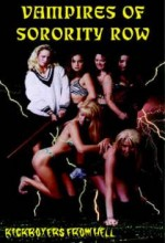 Vampires Of Sorority Row (1999) afişi