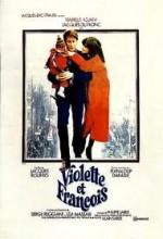 Violette & François (1977) afişi