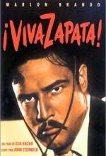 Viva Zapata! (1952) afişi