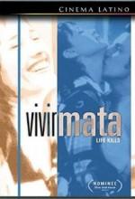 Vivir Mata (2002) afişi