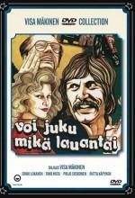 Voi Juku - Mikä Lauantai (1979) afişi