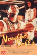 Voodoo Dolls (1990) afişi