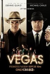 Vegas Sezon 1 (2013) afişi