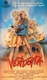 Vendetta (1986) afişi