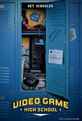 Video Game High School (2012) afişi