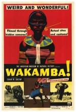 Wakamba! (1955) afişi