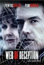 Web Of Deception (1994) afişi