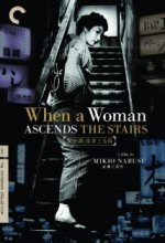 When A Woman Ascends The Stairs (1960) afişi