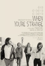 The Doors: When You're Strange (2009) afişi