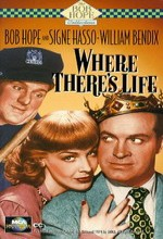 Where There's Life (1947) afişi
