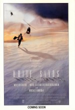 White Sands (1992) afişi