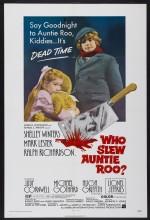 Whoever Slew Auntie Roo? (1971) afişi
