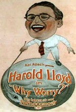 Why Worry? (1923) afişi