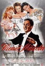 Wiener Mädeln (1949) afişi