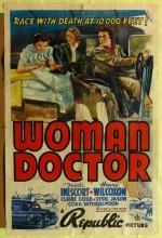 Woman Doctor (1939) afişi