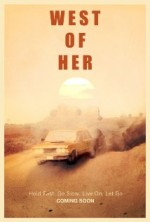 West of Her (2016) afişi