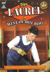 West Of Hot Dog (1924) afişi