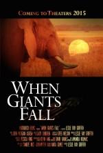 When Giants Fall  (2015) afişi