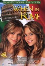 When in Rome (2002) afişi