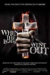 When the Lights Went Out (2012) afişi