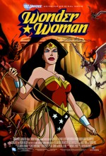Wonder Woman (2009) afişi