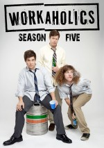 Workaholics Sezon 5 (2015) afişi
