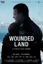 Wounded Land (2015) afişi