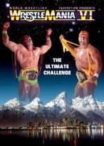 WrestleMania 6 (1990) afişi
