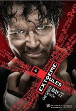 WWE Extreme Rules (2016) afişi
